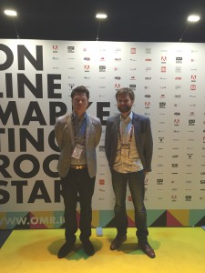 Dirk Ventzke - Besuche bei den Online Marketing Rockstars 2016